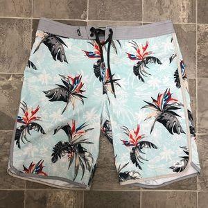 Men's O'Neill hyperfreak board short swim trunks